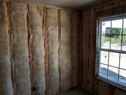 423 Prairie Tea insulation.