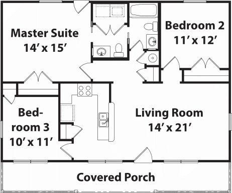 1120 Heritage Floor Plan